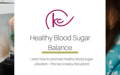 Healthy Blood Sugar Balance