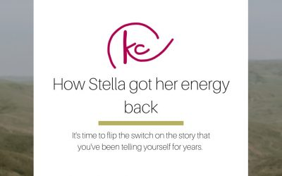 How Stella got her energy back