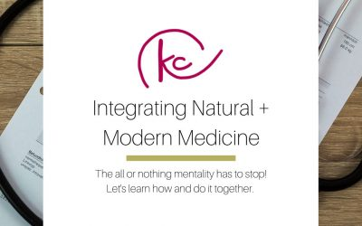 Integrating Natural and Modern Medicine