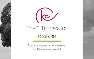 The 3 Triggers for Disease